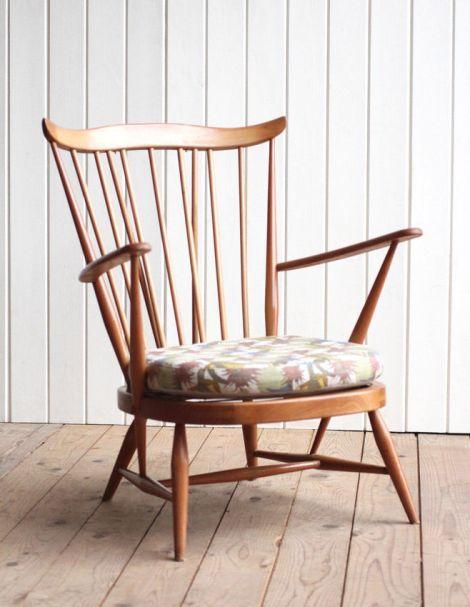 vintage-retro-ercol-windsor-cowhorn-arm-chair-mid-century