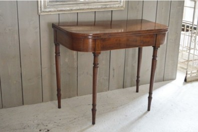 Georgian Card Table £575