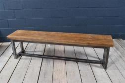 Industrial bench £375