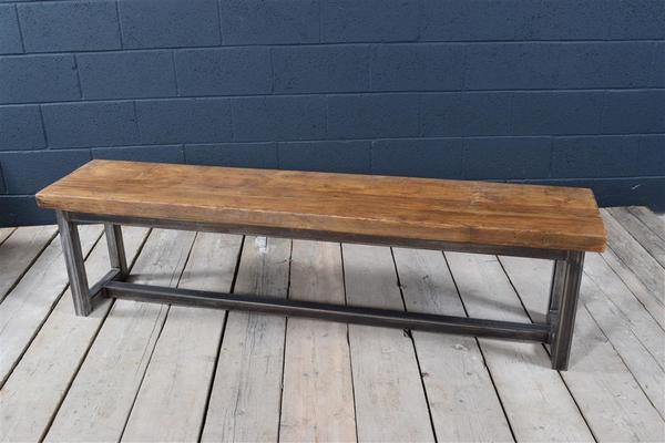 Industrial bench £375