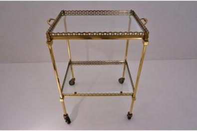 Maison Jansen Bronze Drinks Trolley £850