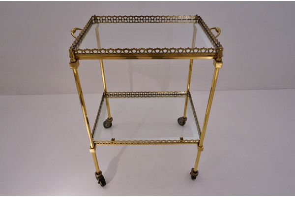 Maison Jansen Bronze Drinks Trolley £850