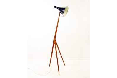 Uno Kristiansson For Luxus Praying Mantis Floor Lamp £4,000