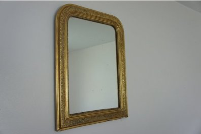 Small Vintage Louis Phillippe Mirror £225