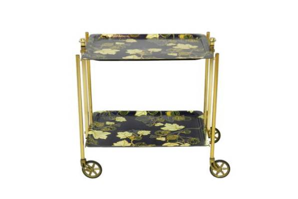 Unique Mid 20th Century Folding Tea Trolley £295