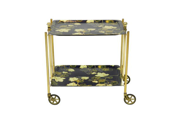Unique Mid 20th Century Folding Tea Trolley £295