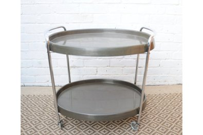 Vintage Italian Drinks Trolley £65
