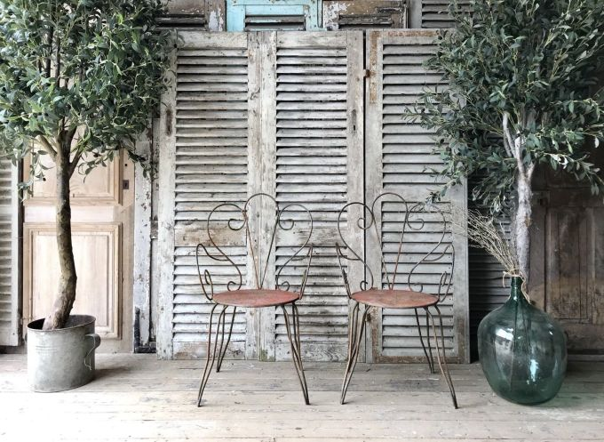 pair-of-vintage-french-garden-chairs