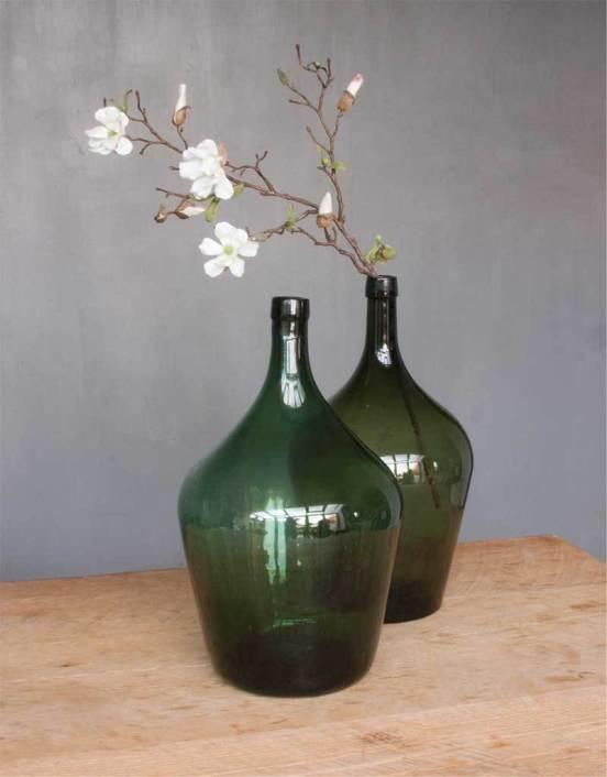 vintage-green-bottle-vase-1930-hungary