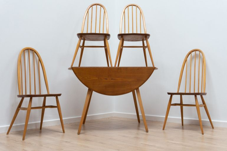 ercol-blonde-elm-drop-leaf-dining-table-model-384-4-quaker-dining-chairs-1941-1969