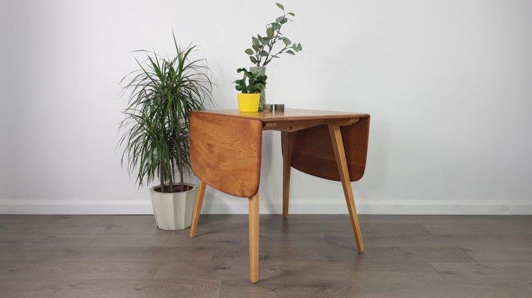 ercol-dropleaf-table