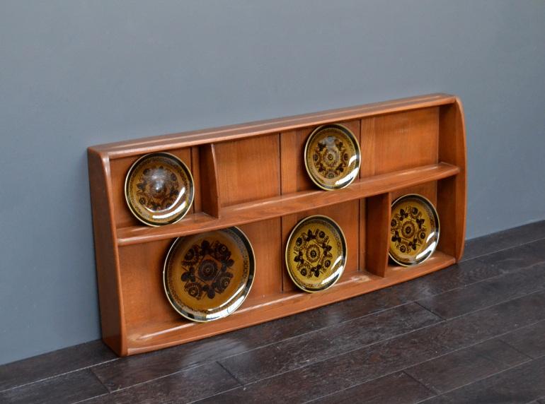 original-vintage-mid-century-ercol-plate-rack-wall-shelf