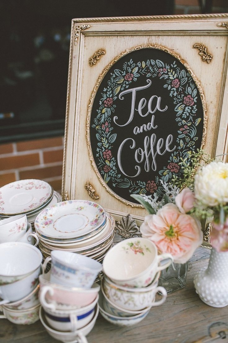 Creating a Vintage Style Wedding - Vinterior Blog