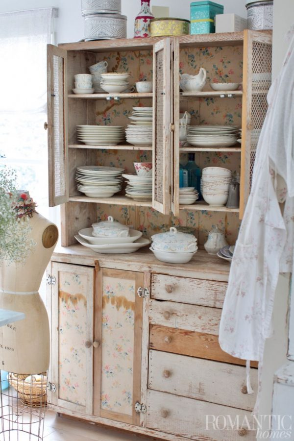 How to Get the Shabby Chic Style - Vinterior