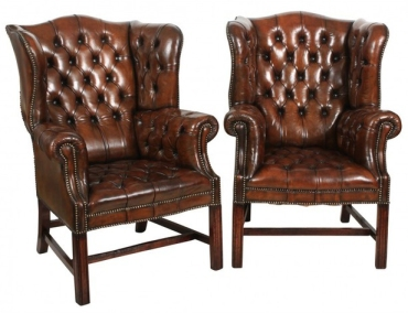 large_pair-of-brown-leather-chesterfield-wing-chairs